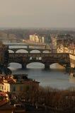 vecchio ponte Стоковая Фотография RF