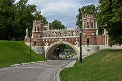 Vecchio ponte. Fotografia Stock
