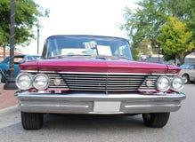Vecchio Pontiac Catalina Car Immagini Stock