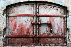 Vecchio portello Fotografia Stock Libera da Diritti