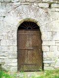 Vecchio portello Fotografie Stock Libere da Diritti