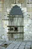 Vecchio portello Immagine Stock