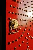 Vecchio portello cinese Fotografia Stock