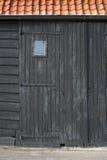 Vecchio portello di granaio Fotografie Stock Libere da Diritti