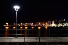 Vecchio porto di Limassol Fotografia Stock Libera da Diritti