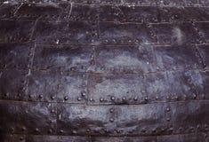 Vecchio POT del ferro Fotografia Stock Libera da Diritti