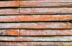 Vecchio primo piano della parete del legno duro di lerciume per l'utente del fondo Immagini Stock Libere da Diritti