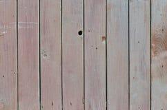 Vecchio primo piano della parete del legno duro di lerciume per uso del fondo Fotografia Stock