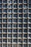 Vecchio primo piano incurvato della porta Immagine Stock Libera da Diritti