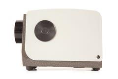 Vecchio proiettore di diapositive Immagini Stock