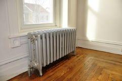 Vecchio radiatore Fotografie Stock Libere da Diritti