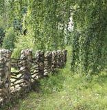 Vecchio recinto. Fotografie Stock