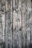 Vecchio recinto di legno Fotografia Stock Libera da Diritti