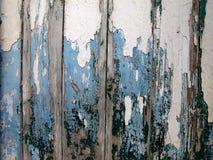 Vecchio recinto di legno Immagini Stock