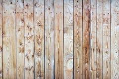 Vecchio recinto di legno, fondo di legno di struttura Immagini Stock