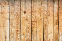 Vecchio recinto di legno, fondo di legno di struttura Fotografia Stock