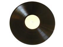 Vecchio record Fotografie Stock Libere da Diritti