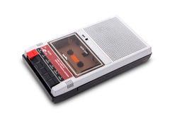 Vecchio registratore fotografia stock