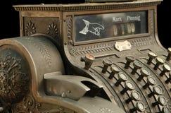 Vecchio registratore di cassa di modo Immagini Stock