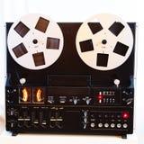 Vecchio registratore di nastro fotografia stock libera da diritti