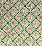 Vecchio reticolo stampato Fotografia Stock
