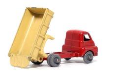 Vecchio ribaltatore #3 di Bedford 7Ton dell'automobile del giocattolo Fotografie Stock Libere da Diritti