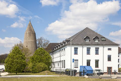 Vecchio rifugio antiaereo a Giessen, Germania Immagini Stock