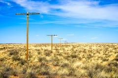 Vecchio Route66 Fotografia Stock