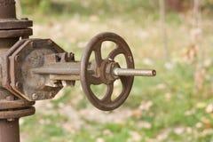 Vecchio rubinetto Fotografia Stock