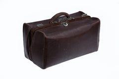 Vecchio sacchetto Fotografie Stock