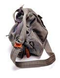Vecchio sacchetto. fotografia stock libera da diritti
