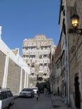 Vecchio Sana'a Fotografia Stock Libera da Diritti