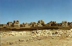 Vecchio Sanaa fotografia stock