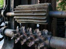 Vecchio sawillm Fotografia Stock