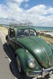 Vecchio scarabeo di Rusy Immagine Stock