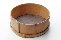 Vecchio separatore di legno Immagini Stock Libere da Diritti