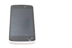 Vecchio Smart Phone immagine stock