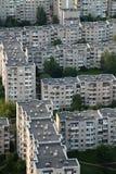 Vecchio sobborgo a Vilnius Immagini Stock Libere da Diritti