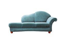 Vecchio sofà fotografie stock libere da diritti