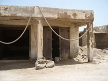 Vecchio souk Fotografia Stock Libera da Diritti