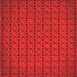 vecchio stile rosso Fotografia Stock