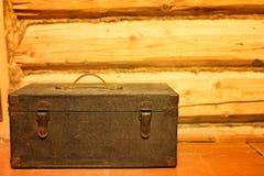 Vecchio strumento del cassetto Immagini Stock Libere da Diritti