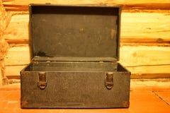 Vecchio strumento del cassetto Fotografia Stock