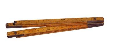 Vecchio strumento di misura Immagini Stock Libere da Diritti