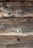 Vecchio taglia legna la struttura, oriente verticale Immagine Stock