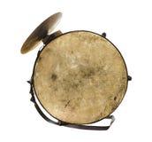 Vecchio tamburo Immagine Stock