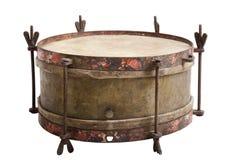 Vecchio tamburo di trappola Fotografia Stock