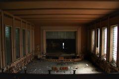Vecchio teatro Fotografie Stock
