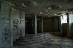 Vecchio teatro Fotografia Stock