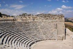 Vecchio teatro in Italia Fotografia Stock Libera da Diritti